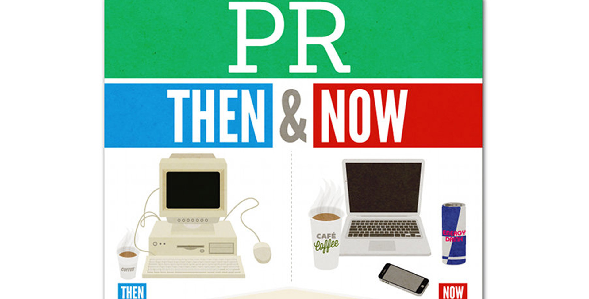 public relations, then and now