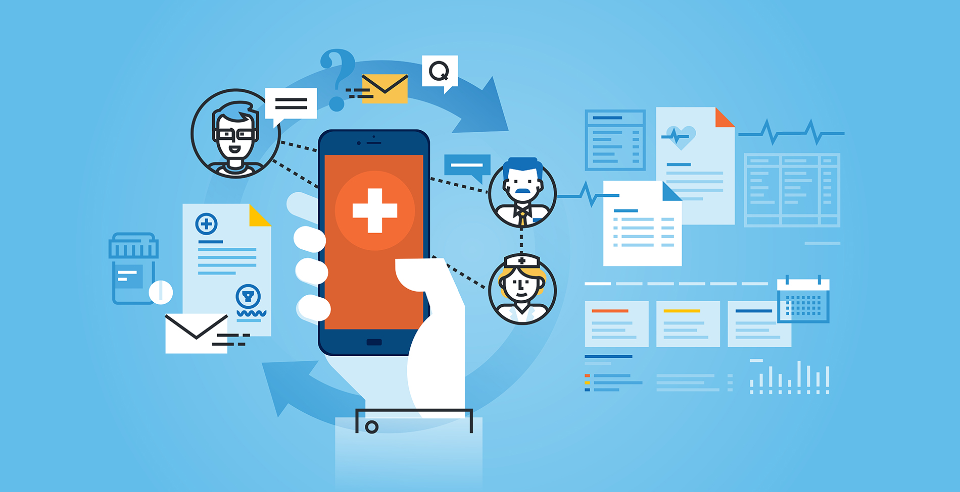 integrated marketing in healthcare