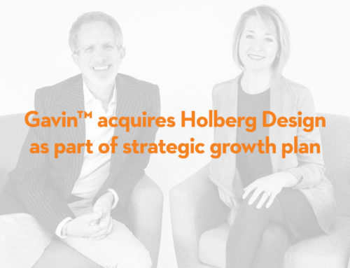 Gavin™ acquires Holberg Design as part of strategic growth plan