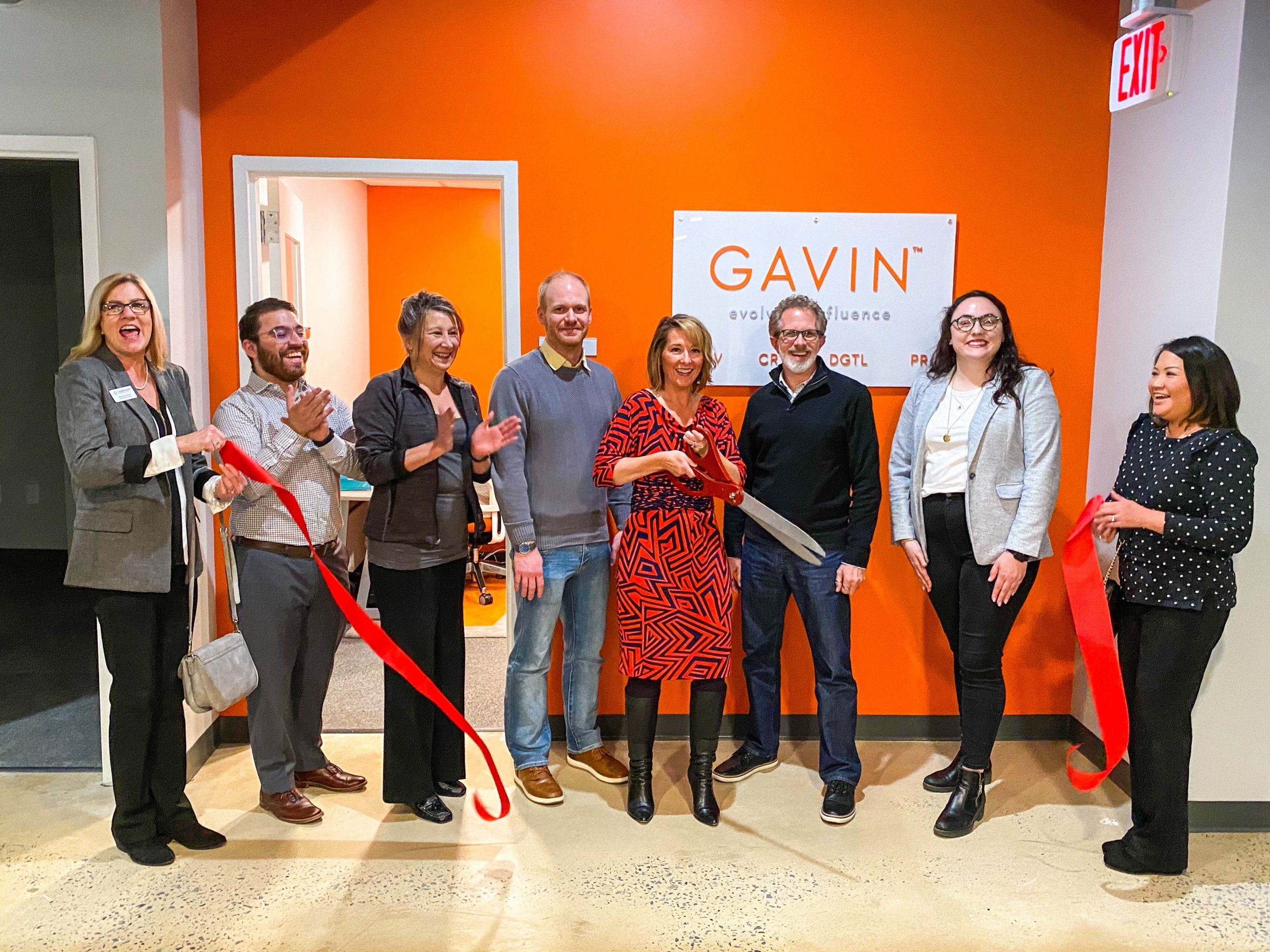 Gavin™ Celebrates New Office Opening in Lancaster